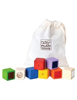 Plan Toys® Activity Blocks by Plan Toys