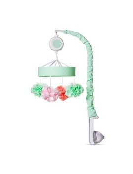 Crib Mobile Pom Pom   Cloud Island™ Mint by Shop This Collection