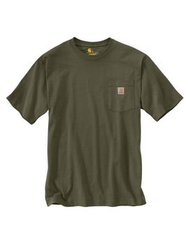 Carhartt Men's Workwear T Shirt by Carhartt