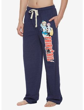 Fairy Tail Logo Guys Pajama Pants by Hot Topic