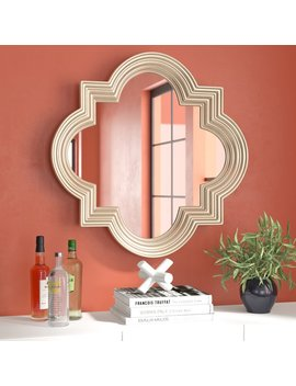Brayden Studio Redmont Wall Mirror & Reviews by Brayden Studio
