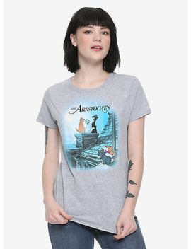Disney The Aristocats Moonlit Rooftop Girls T Shirt by Hot Topic