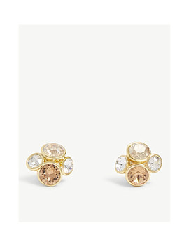 Lynda Jewel Cluster Earrings by Ted Baker
