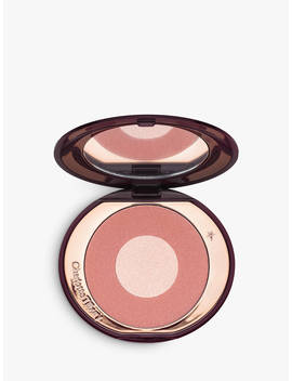 Charlotte Tilbury Cheek To Chic Pillow Talk Blusher, 8g by Charlotte Tilbury
