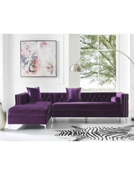 Everly Quinn Kaufman Sectional & Reviews by Everly Quinn