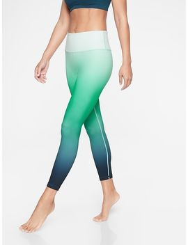 Elation Ombre 7/8 Tight by Athleta