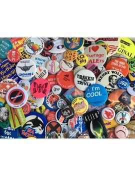 5 Random Button Grab Bag by Etsy