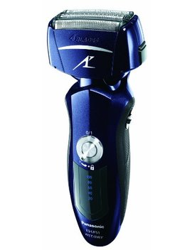 Panasonic Razor, Es Lf51 A, Men's Electric 4 Blade Cordless Shaver, Wet/Dry With Flexible Pivoting Head by Panasonic