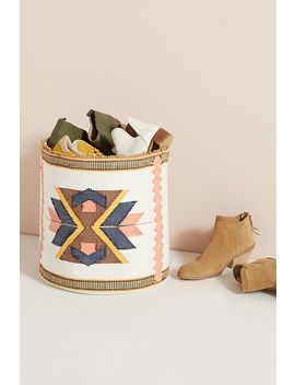 Eniko Basket by Anthropologie