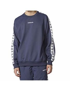 Men's Adidas Tnt Trefoil Windbreaker Jacket Blue/White by Adidas
