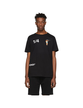 Black Dondi Woman T Shirt by Off White