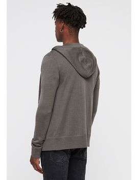 Mode Merino Zipped Hoodie by All Saints