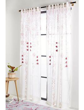 Nesrin Curtain by Anthropologie