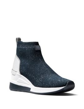 Skyler Knitted Sneakers by Michael Michael Kors