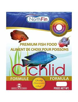 Northfin Food Cichlid Formula 1 Mm Pellet 500 Gram Package by Northfin