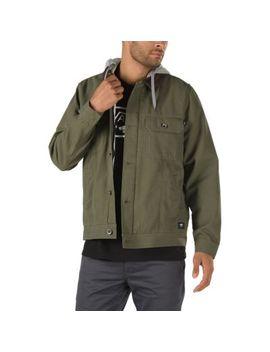 Precept Hooded Jacket by Vans