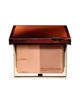 Bronzing Powder Duo Spf 15 by Clarins