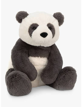 Jellycat Harry Panda Cub Soft Toy, Huge by Jellycat