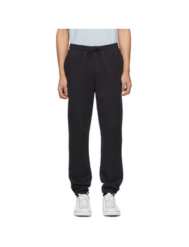 Navy Virgil Lounge Pants by A.P.C.