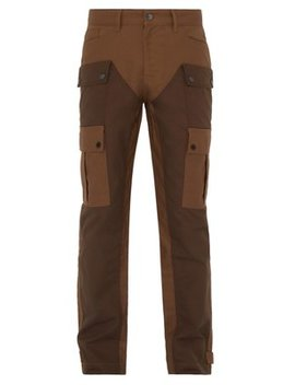 Hiking Cotton Twill Trousers by Phipps