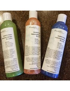 Annabelle's Oomph Moisturizing Body Wash by Etsy
