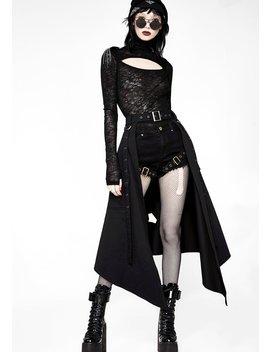 Steampunk Half Skirt by Punk Rave