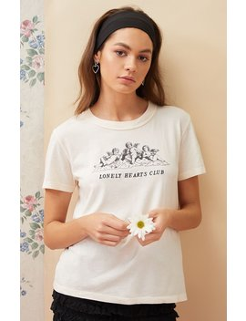 Ps / La Lonely Hearts Club T Shirt by Pacsun