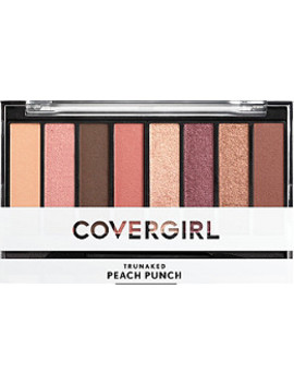 Peach Punch Scented Tru Naked Eye Shadow Palette by Cover Girl