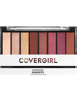 Sunsets Tru Naked Eye Shadow Palette by Cover Girl