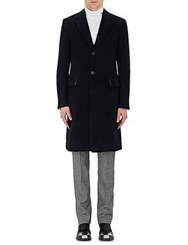 Cotton Moleskin Coat by Calvin Klein 205 W39 Nyc