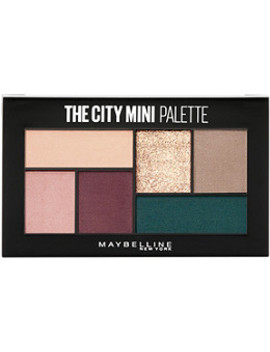 The City Mini Eyeshadow Palette Diamond District by Maybelline