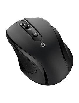 Je Tech Mouse Bluetooth, 2400 Dpi, 2,4 G, Nero by Je Tech