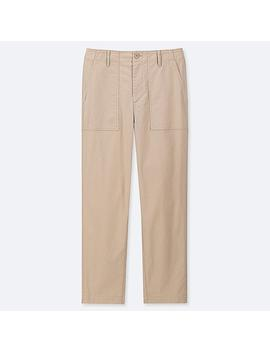 Women Baker Pants by Uniqlo