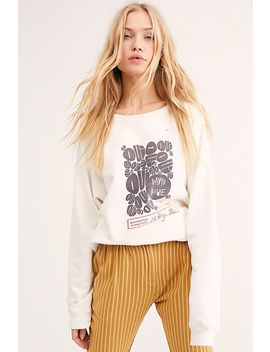 Bowie Paris Pullover by Free People