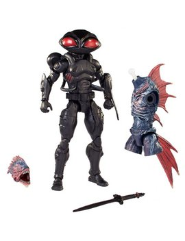 Aquaman Movie Dc Multiverse Black Manta 6 Inch Scale Action Figure by Aquaman