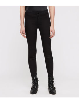 Joy Denim Leggings by Allsaints