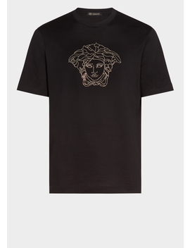 Medusa Icon T Shirt by Versace