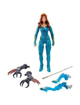 Aquaman Movie Dc Multiverse Mera 6 Inch Action Figure With Battle Suit by Aquaman