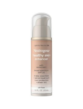 Neutrogena® Healthy Skin Enhancer   Light Shades   1 Fl Oz by Neutrogena Healthy Skin
