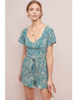 Point Breeze Romper by Maeve