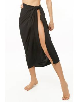 Sarong Swim Cover Up by Forever 21