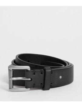 Zaneta Leather Belt by Allsaints
