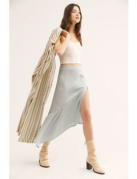 Lola Slit Skirt by Free People