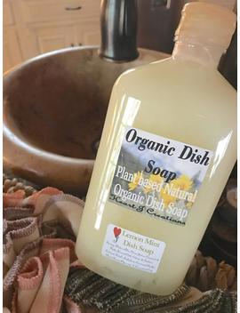 Organic Dish Soap ~ Plant Based by Etsy