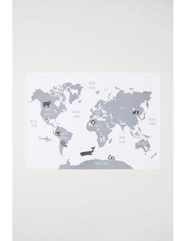Постер 50x70 см by H&M