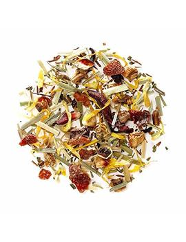 Red Berry Organic Fruit Tea   Organic Loose Leaf Fruit Tea Tisane   Fruity Herbal Infusion 200g by Valley Of Tea