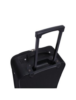 Protege Pilot Case Carry On Suitcase, 18 (Walmart Exclusive) by Protege