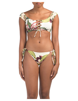 Floral Swimwear Collection by Tj Maxx