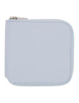 Blue Csarite S Wallet by Acne Studios