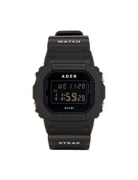 Black G Shock Edition Watch by Ader Error